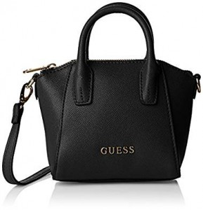 0f05707a16 Ce sac à main haut de gamme en simili cuir de la marque Guess est dédié à  tout style de femme. Réalisé dans un design chic avec des détails raffinés,  ...